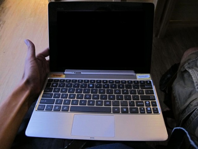 Asus Transformer Prime : encore des photos de la tablette hybride d'Asus