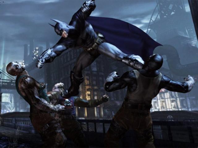 Batman Arkham City : une vidéo du gameplay