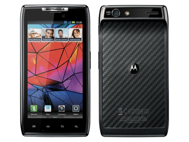 Un bootloader débloqué pour le Motorola Droid Razr ?