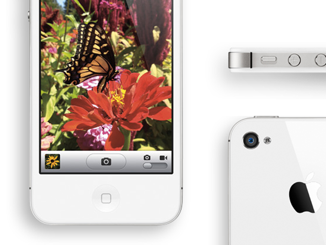 Vidéo : iPhone 4S vs Samsung Galaxy S 2 vs iPhone 4