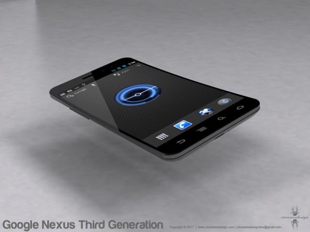 Un magnifique concept pour le Nexus Prime