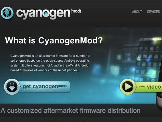 CyanogenMod 7.1 est disponible !