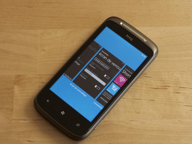 Bientôt des dossiers dans Windows Phone Mango !