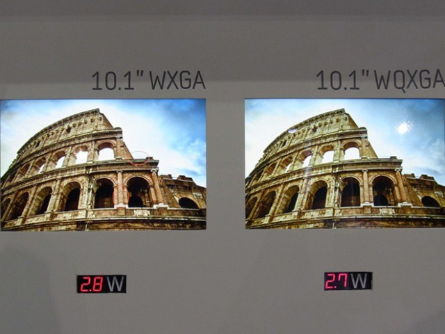 Samsung : bientôt un écran haute résolution pour tablette