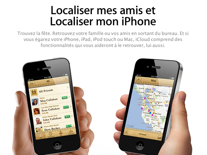 Find My Friends provoque son premier divorce