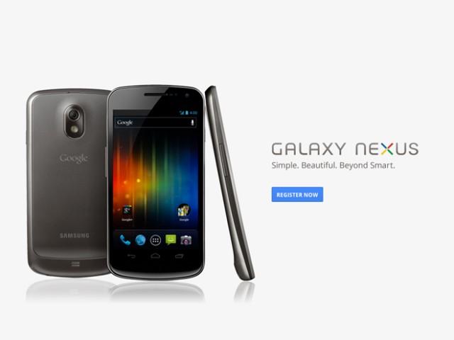 Nexus Prime / Galaxy Nexus : arrivée en Europe le 17 novembre