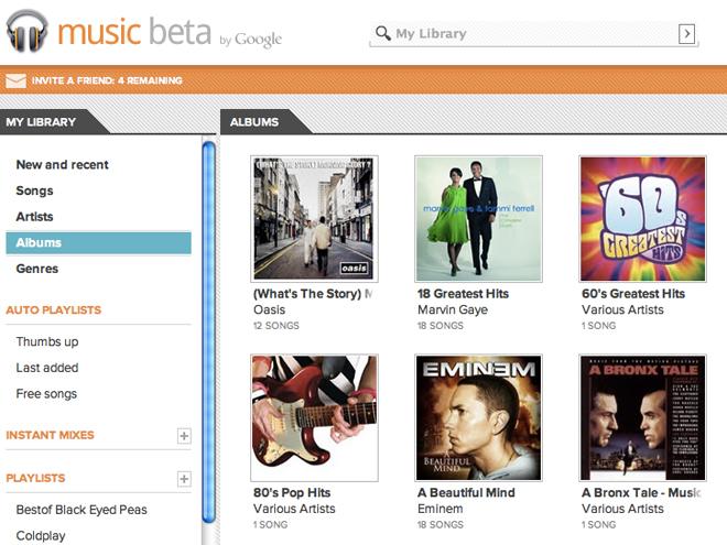GMusic et GoMusic, deux clients Google Music pour iOS