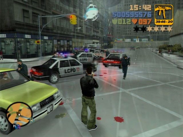 Grand Theft Auto III arrive sur iPhone 4S, iPad 2 et Android