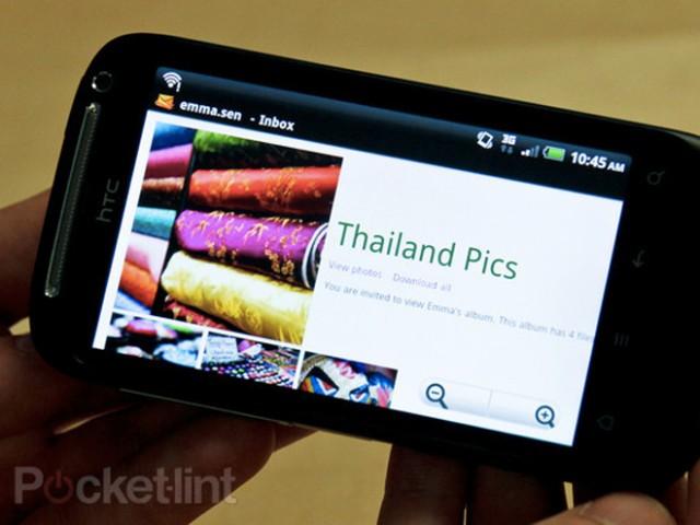 Hotmail sur Android : les premières photos