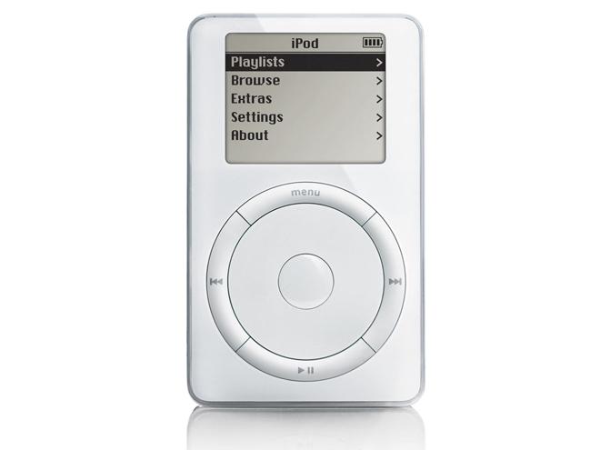 iPod Tree : une infographie dédiée aux 10 ans de l'iPod