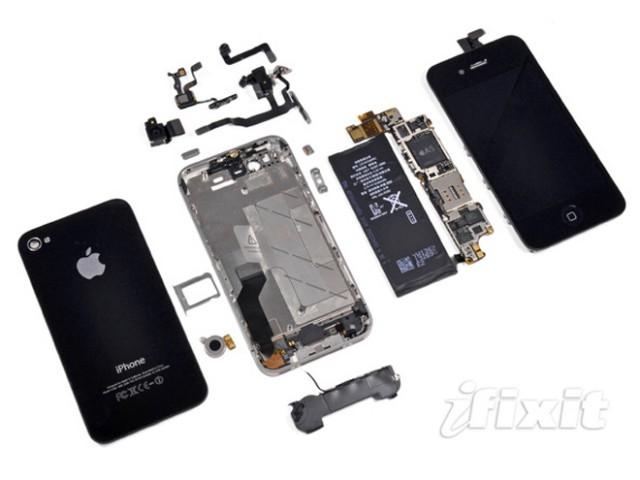 512 Mo de RAM pour l'iPhone 4S