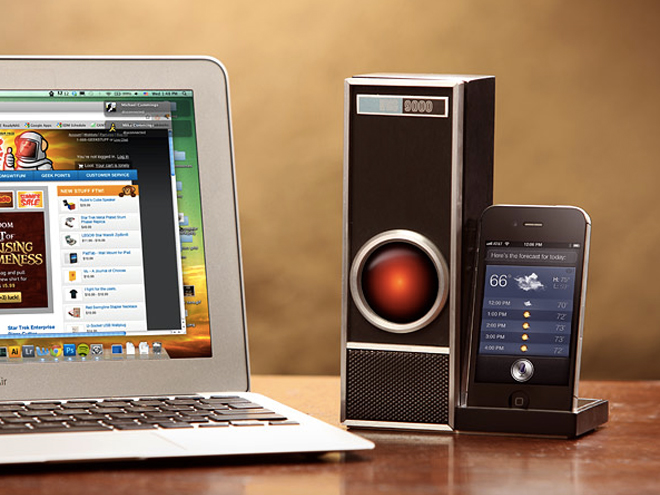 Transformer son iPhone 4 en HAL 9000, c'est possible !
