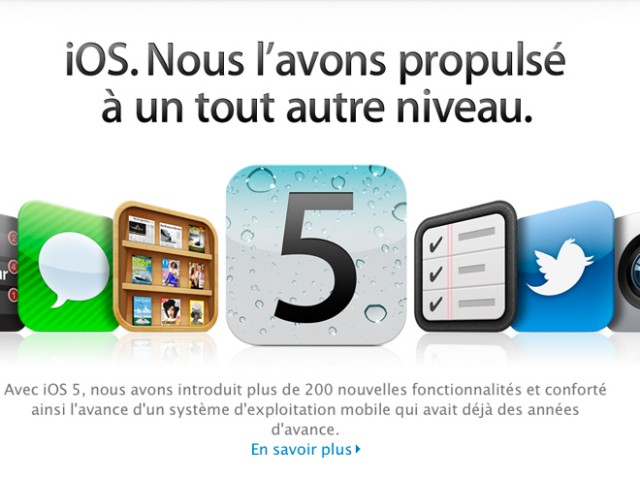 Jailbreaker iOS 5, c'est déjà possible !