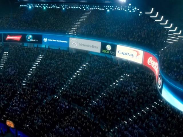 Le logo de la Xbox 720 fait une (brève) apparition dans le trailer de Real Steel