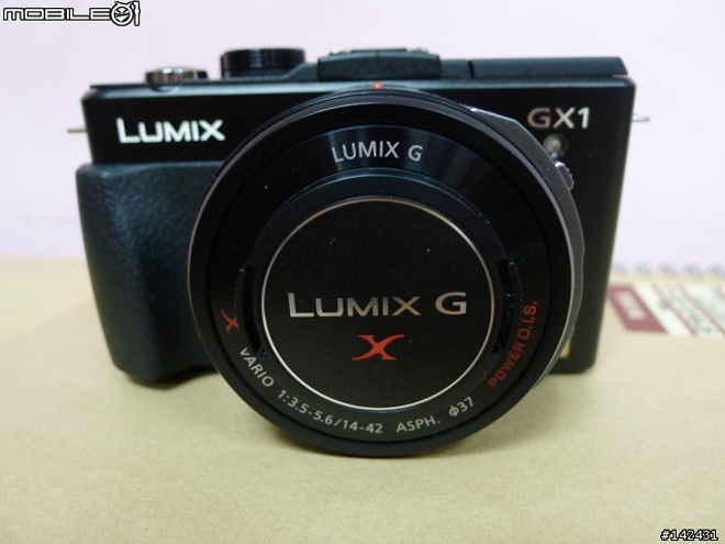 Des photos du Panasonic Lumix GX1