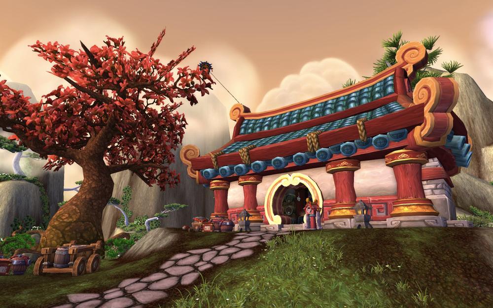 Mists of Pandaria : une nouvelle extension pour World of Warcraft
