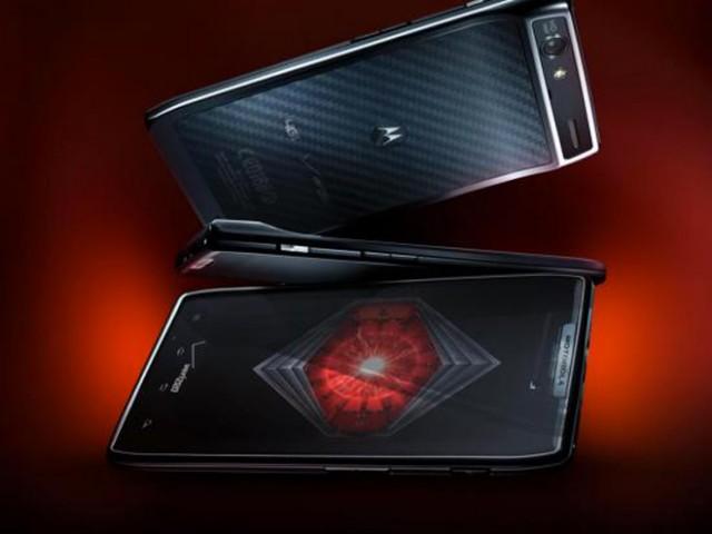 Motorola : le Droid Razr arrive
