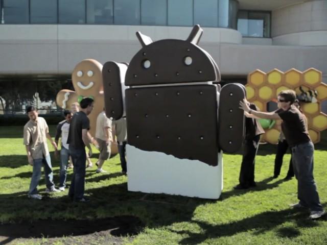 Ice Cream Sandwich et le Nexus Prime pour le 19 octobre : c'est confirmé !