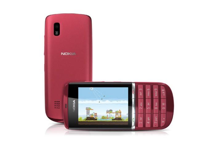 Nokia Asha : quatre mobiles sous Symbian Bell