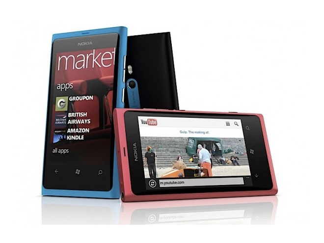 Lumia 800 et Lumia 710, les Windows Phone de Nokia