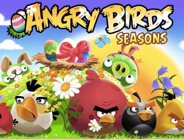 Angry Birds Seasons : un nouvel oiseau disponible !