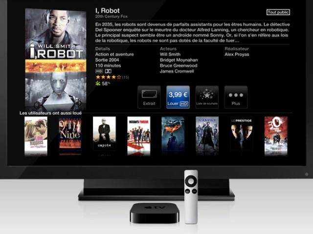 Bientôt une nouvelle Apple TV ?