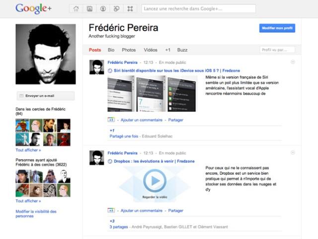Google+  pourrait prochainement autoriser les pseudonymes