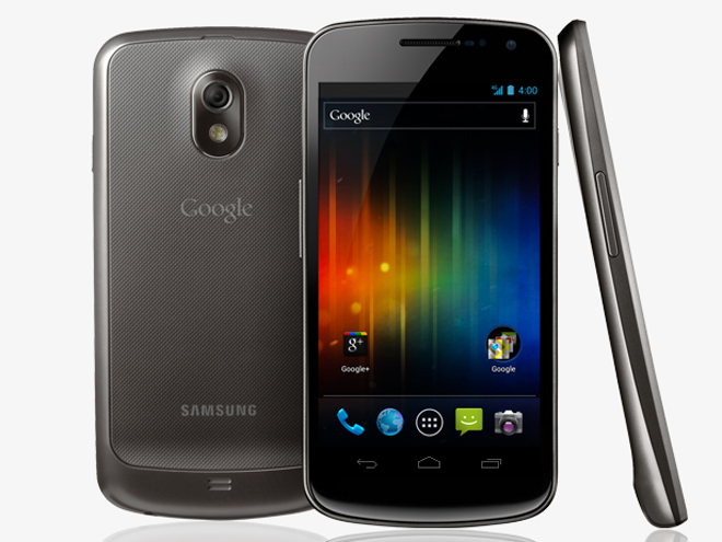 Samsung dévoile officiellement le Nexus Prime... et Ice Cream Sandwich !