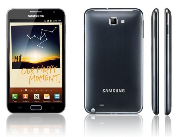 Samsung Galaxy Note : sortie le 2 novembre chez SFR / The Phone House