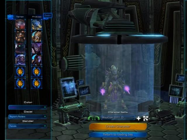 Starcraft Universe : lancement de l'open beta