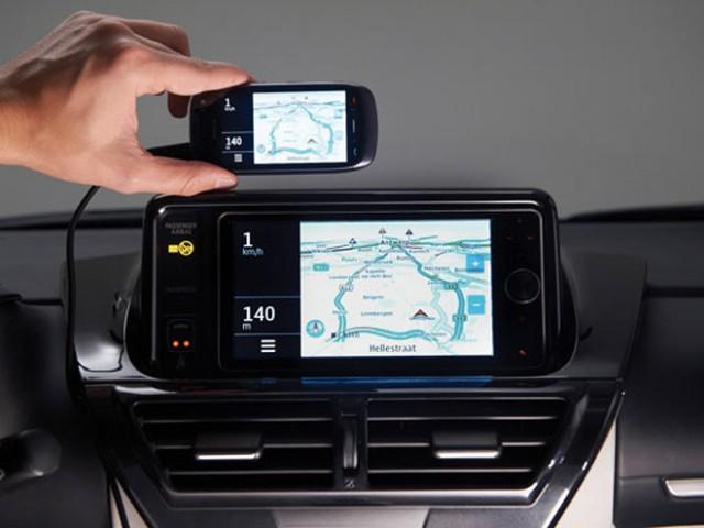 Touch Life, l'intégration du mobile dans la voiture par Toyota
