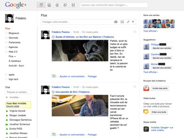 Comment supprimer les utilisateurs inactifs de Google+
