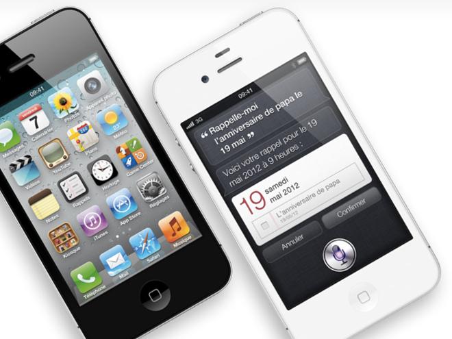 iPhone 4S : un million de pré-commandes en 24 heures