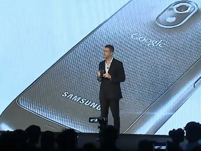 Galaxy Nexus / Ice Cream Sandwich : toute la conférence en vidéo !