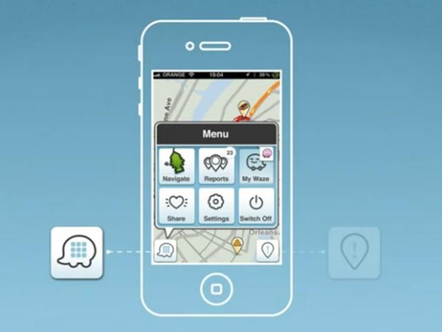 Waze 3.0 est disponible sur l'AppStore