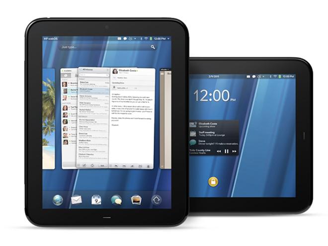 HP serait en train de tester Windows 8 sur la Touchpad