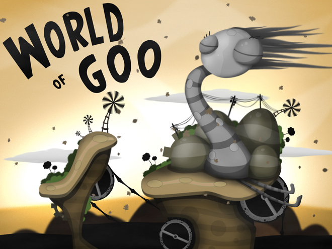 World of Goo arrive sur Android