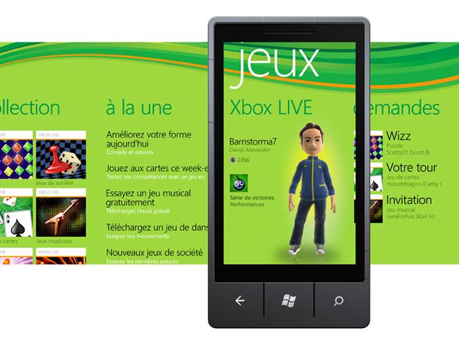 Xbox Companion, une application qui vous permettra bientôt de contrôler votre Xbox 360 avec votre Windows Phone 7