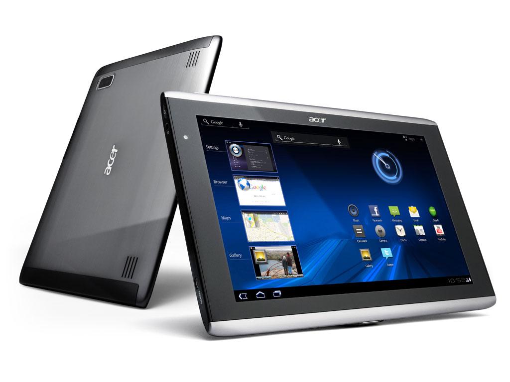 La prochaine tablette d'Acer embarquera du Tegra 3