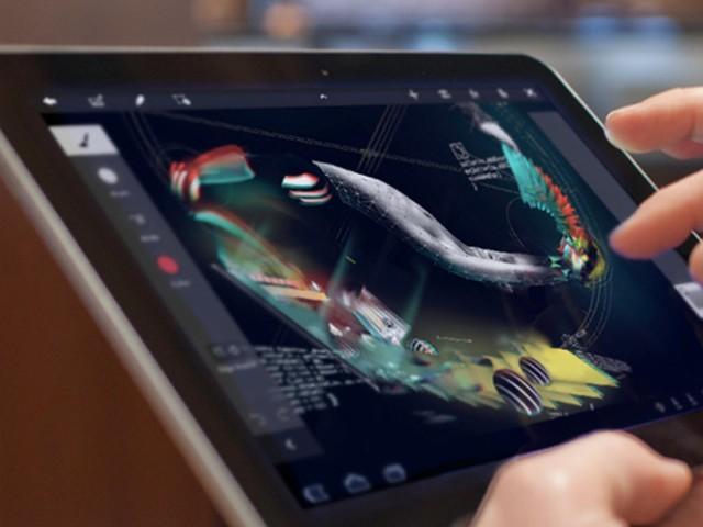 Les Adobe Touch Apps sont disponibles sur Android