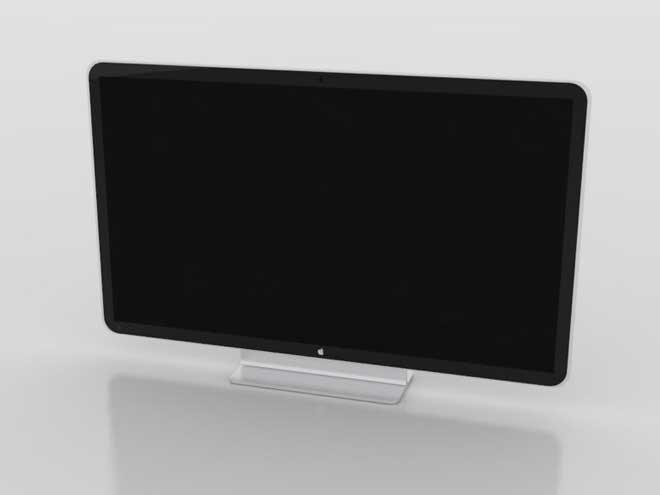 iTV : un joli concept pour la télévision Apple