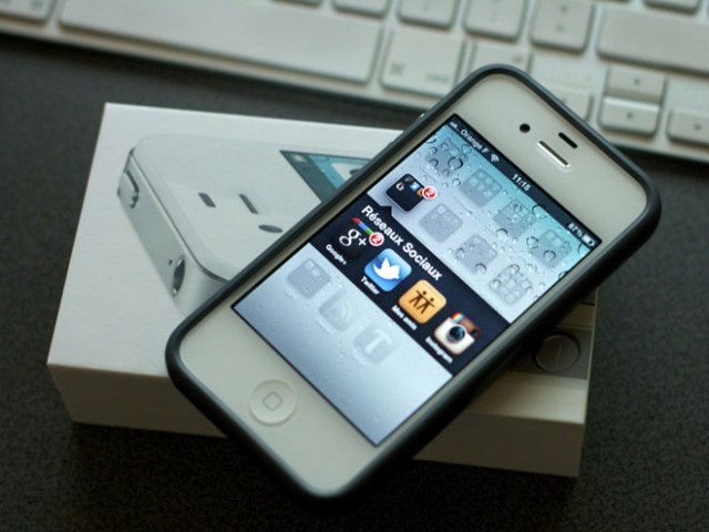 iPhone 4S : les problèmes d'autonomie ne viennent pas du hardware