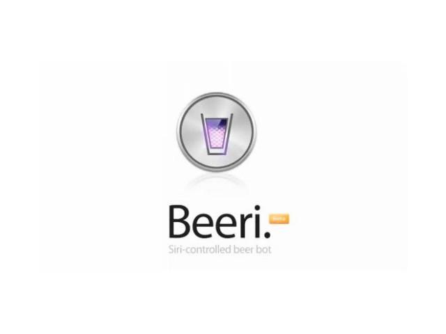 Siri peut aussi vous ramener des bières