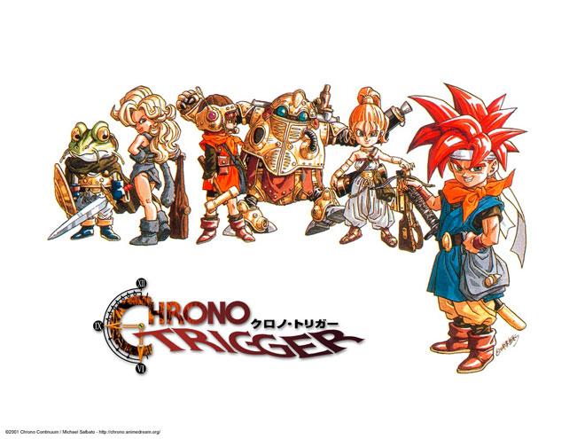 Chrono Trigger disponible sur iOS en décembre 2011