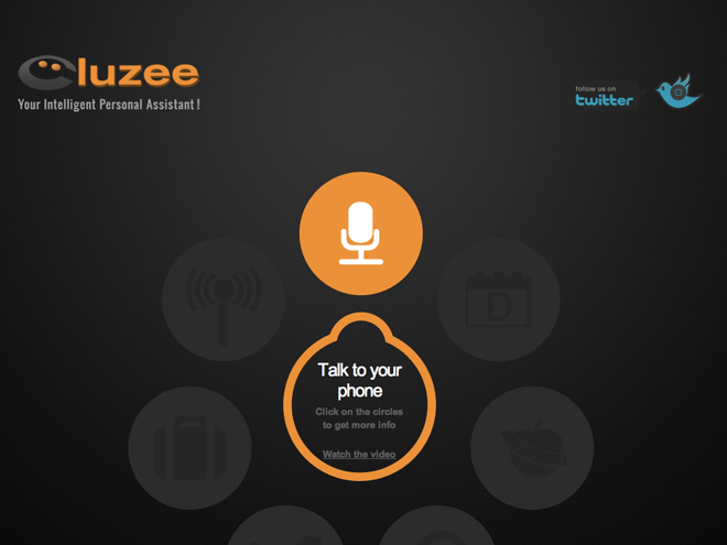 Cluzee, un assistant vocal pour Google Android