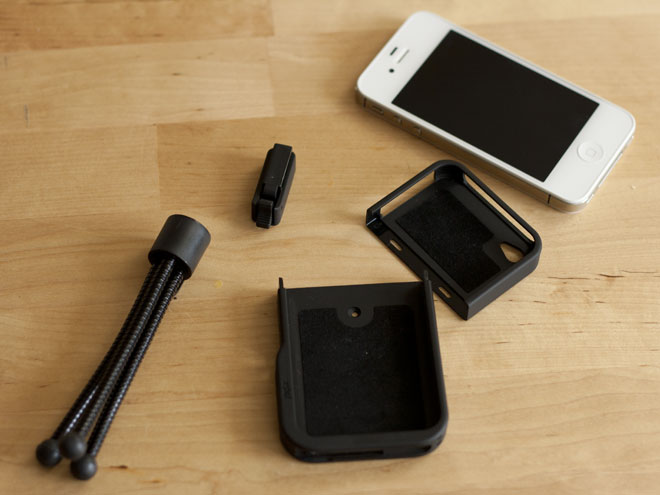 Test : coque XShot pour iPhone 4 / iPhone 4S