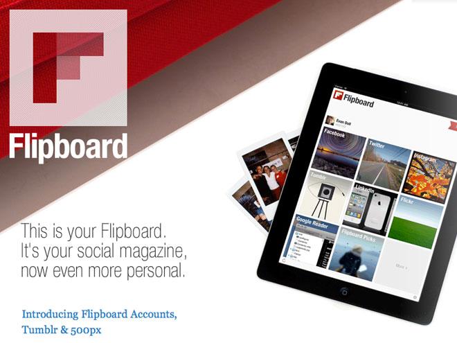 Flipboard : la création de compte est là, bientôt une application iPhone