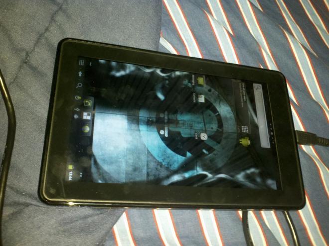 CyanogenMod 7 sur le Kindle Fire, ça avance