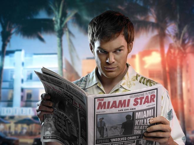 Encore deux saisons pour Dexter