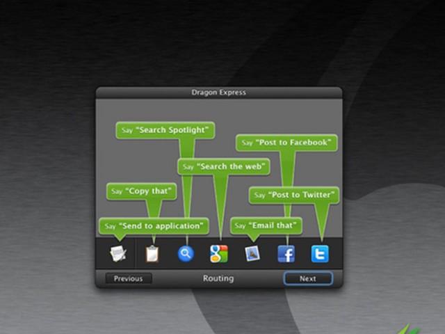 Dragon Express va vous permettre de contrôler votre Mac avec... votre voix